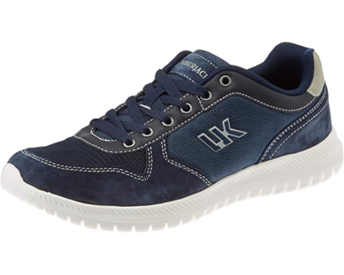 Lumberjack Yuri, Sneaker Uomo, Blu