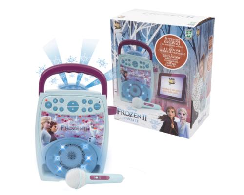 Giochi Preziosi Disney Canta Tu di Frozen 2 con Canzoni Originali e Accessori