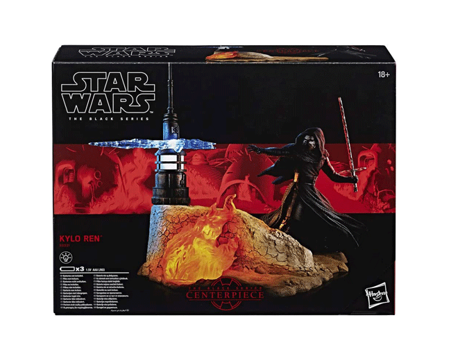 Hasbro Star Wars Kylo Ren Centerpiece