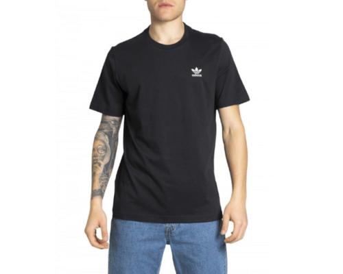 adidas GN3416 Essential Tee T-Shirt Uomo Black