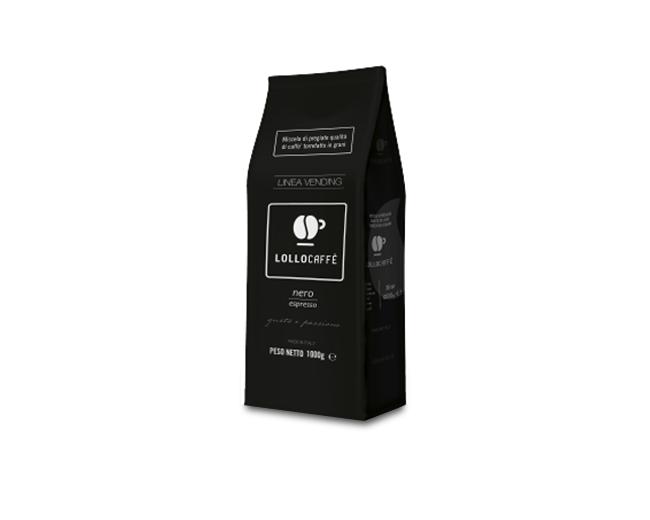 Lollo Caffè in Grani Miscela Vending 1Kg