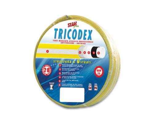 Tricodex Tubo Irrigazione Magliato 6 Strati 15 mt