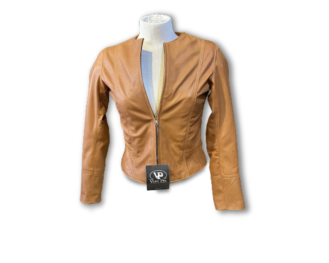 Giacca Donna in Vera Pelle Made in Italy