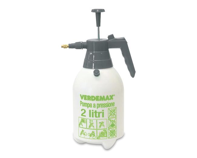Verdemax Pompa a Pressione da 2 litri