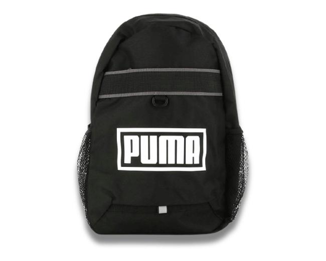 PUMA Plus, Zaini. Unisex-Adulto, Nero, Taglia Unica