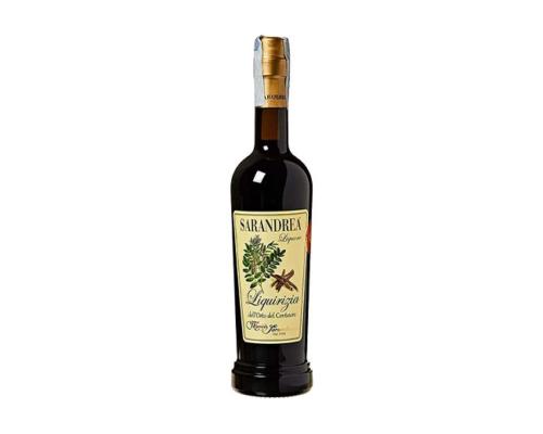 Liquore Alla Liquirizia Sarandrea 500 Ml