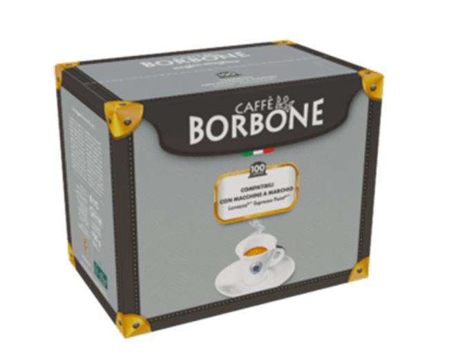 100 Capsule Caffè Borbone Compatibili Espresso Point