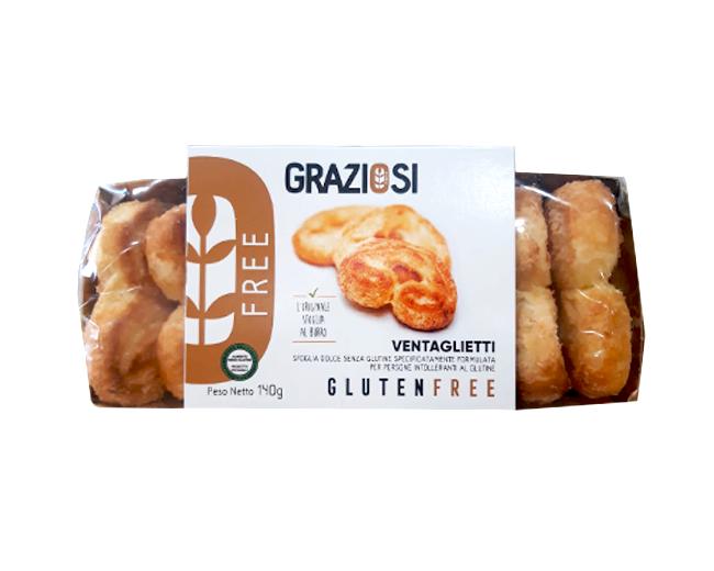 Ventaglietti Graziosi Senza Glutine